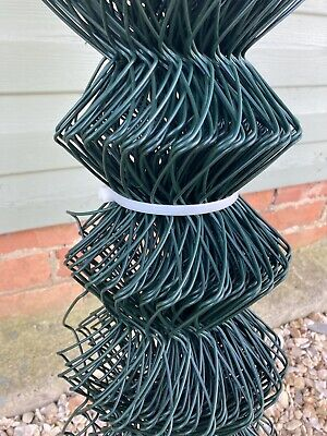 Green PVC Coated Twisted Wire Mesh, Blooma, New