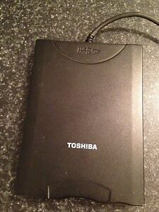 "Toshiba external 3.5"" floppy drive USB device"
