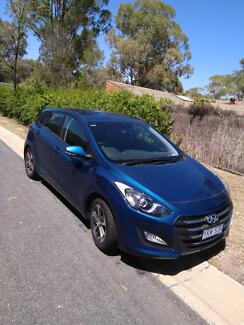 Hyundai I30 Active X Low KM Cook Belconnen Area Preview