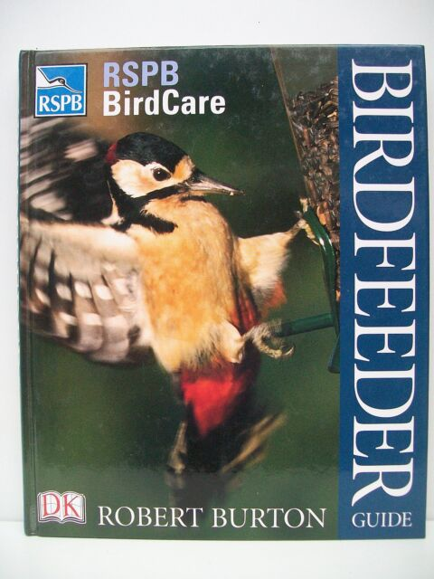 RSPB Birdfeeder Guide by Peter Holden, The Royal Society for the Protection o...