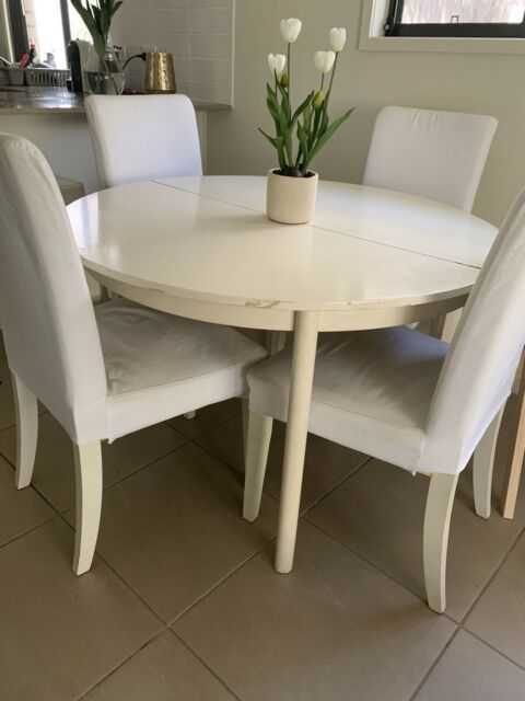 Ikea Table & Chairs   Dining Tables   Gumtree Australia ...