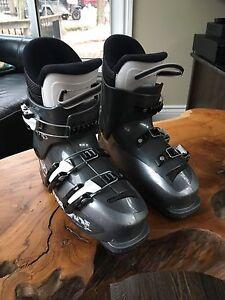 Down-hill ski boots