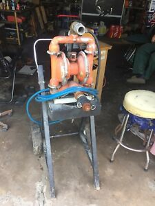 Diaphragm pumps kijiji in ontario buy sell save with wilden m4 diaphragm irrigation pump ccuart Image collections