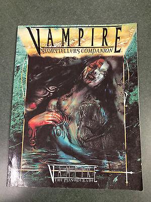 Vampire Storytellers Companion    World of Darkness     White Wolf       2301
