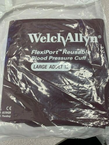 Hillrom Welch Allyn FlexiPort Adult Blood Pressure Cuff REUSE-12