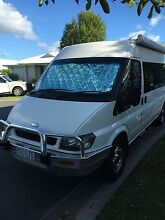 ford transit turbo diesel automatic campervan Pacific Pines Gold Coast City Preview