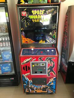 1980 Taito Space Invaders Part 2 Arcade Machine