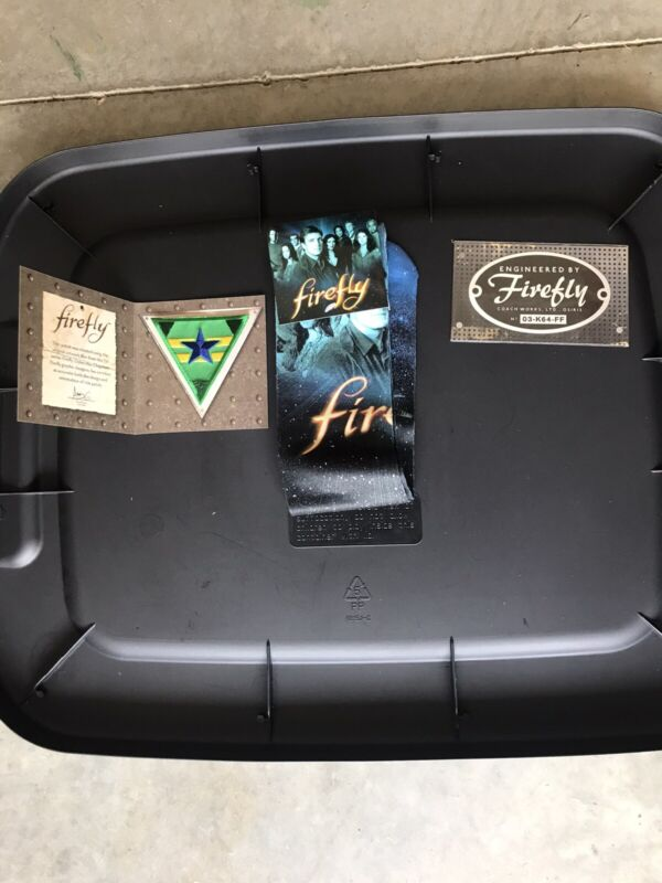 Loot Crate 3 Piece Firefly Lot