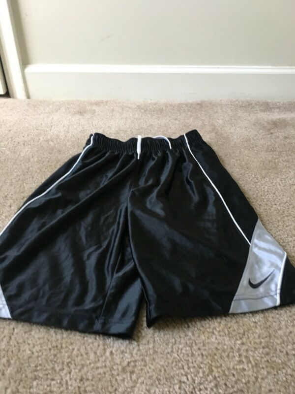NIKE Boys Athletic Shorts Sz M Multicolor