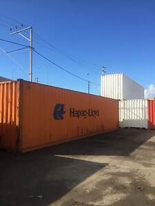 Looking for storage? 40' Shipping Container for $1650 +GST Port Melbourne Port Phillip Preview