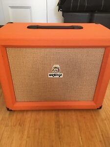 Orange Tiny Terror head with 60 watt Orange amplifier