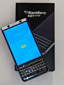 BlackBerry KeyONE - BBB100-1 - 32GB - Unlocked - Complete