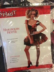 Harlequin Hottie costume