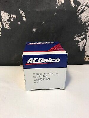 AC Delco 131-163 185 Degree Front Thermostat for GM Pickup Truck 6.6 Duramax New