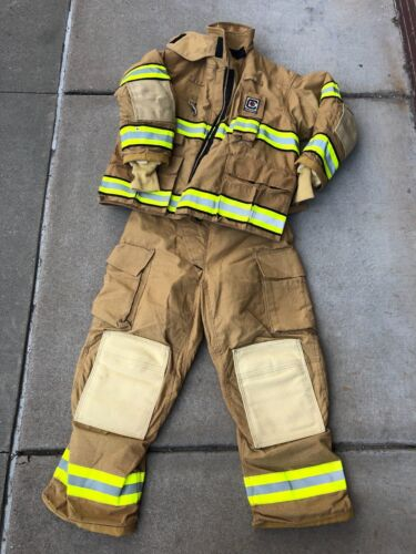 Firefighter Turnout Chieftain Jacket Pants
