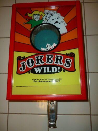 Jokers Wild Star Amusement 1 Cent Penny Slot Trade Simulator