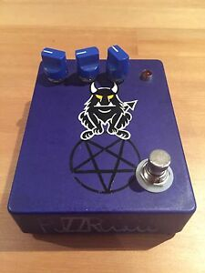 Fuzzrocious Demon Overdrive Seddon Maribyrnong Area Preview