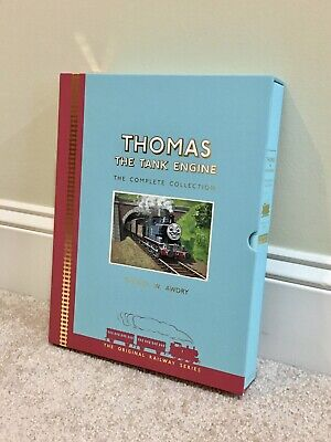 Thomas the Tank Engine Complete Collection Book Classic Thomas the Train Books