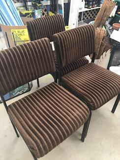 4 chairs ..Free