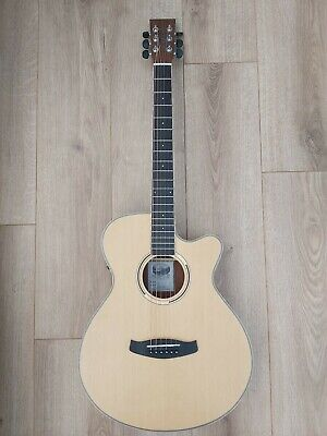 Tanglewood DBT SFCE PW Electro Acoustic Guitar