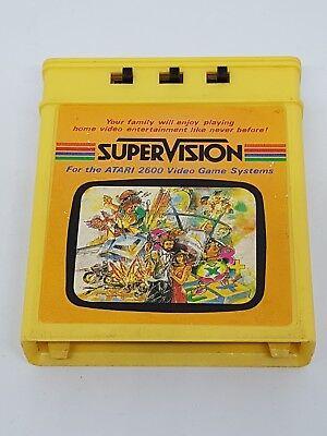 ATARI 2600 - 8 GAME SUPERVISION CART - RARE