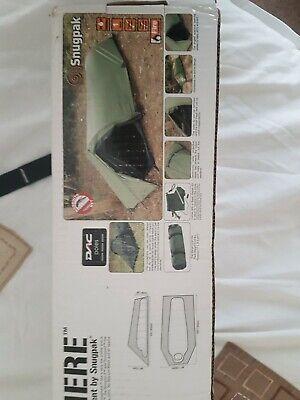 Snugpak Ionosphere 1 Person Tent - Olive Green (92850) Bivi bag shelter
