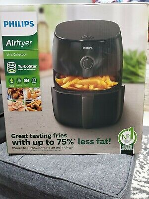 Philips Air Fryer Turbo Star