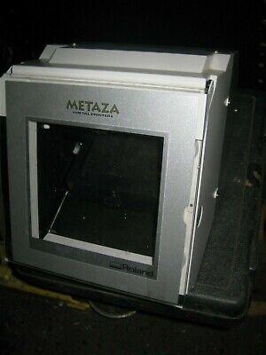 Roland Metaza Mpx- 60 Metal Printer As-is May Need Repair