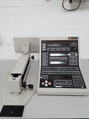 Instron 4500 Controller Tensile Tester Automated Materials Testing System Lab