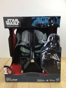 Star Wars Rogue One Electronic Darth Vader Voice Changer Helmet Mask