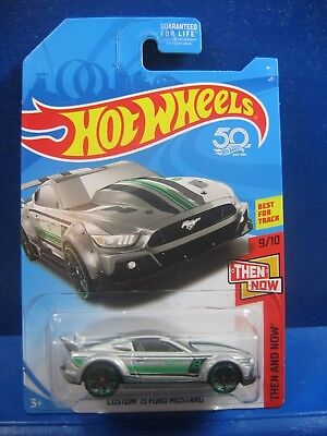 2018 Hot Wheels Custom 15 Ford Mustang Kroger Exclusive