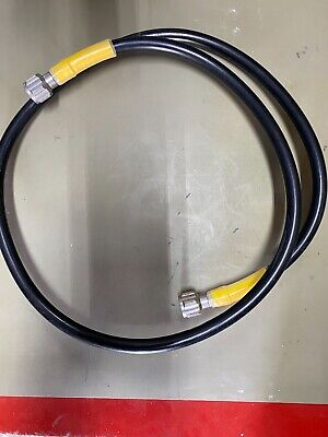 Huber Suhner 1150.1189.00 Rohde Schwarz N Type 50ohm 1m Coxial Cable