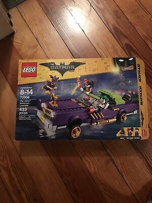 Lego 70906 Lego Batman Movie The Joker Notorious Lowrider Used All Pieces