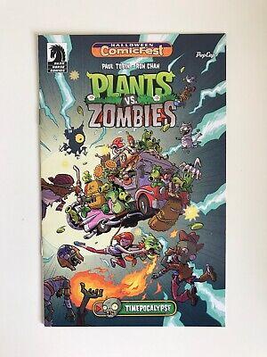 Timepocalypse | FCBD - Halloween ComicFest 2014 | Dark Horse (Plants Vs Zombies Halloween)