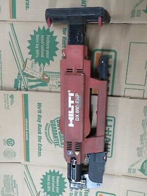 Hilti Dx860-enp Stand-up Powder Actuated Nailer