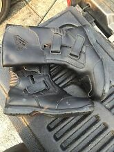 Road bike boots size 7/8 only worn 3 times Melbourne CBD Melbourne City Preview