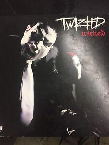Twiztid W.I.C.K.E.D record