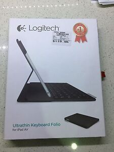 Logitech keyboard for iPad Greenslopes Brisbane South West Preview