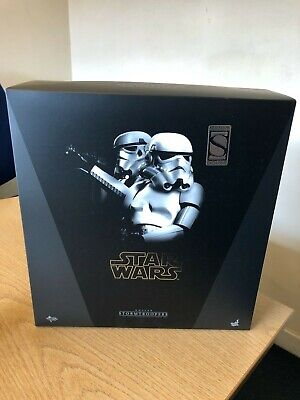HOT TOYS MMS 268 STAR WARS: A NEW HOPE STORMTROOPERS SET EXCLUSIVE EDITION
