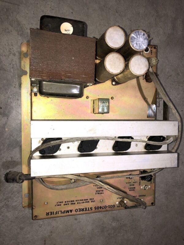 Rowe 601-0745 Stereo Amplifier