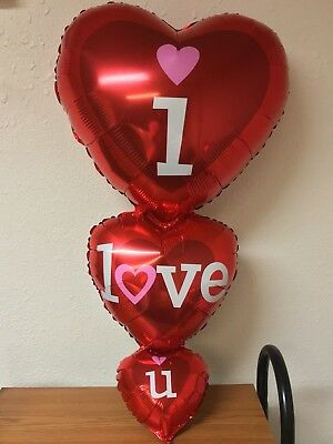 Hearts balloon for Valentine's Day/Wedding/Party/Anniversaries decoration - Decoration For Valentine's Day