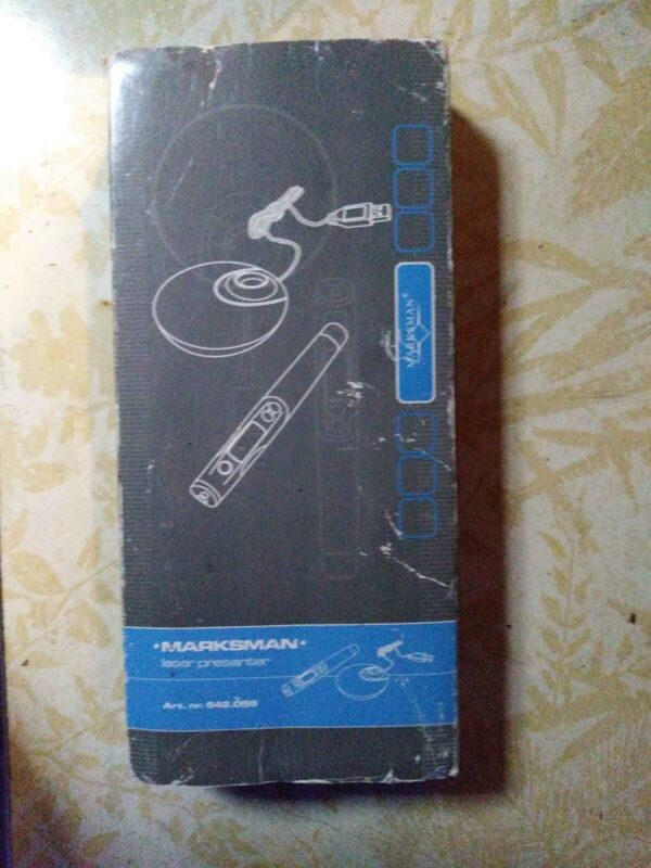Marksman Laser Presenter 542.059