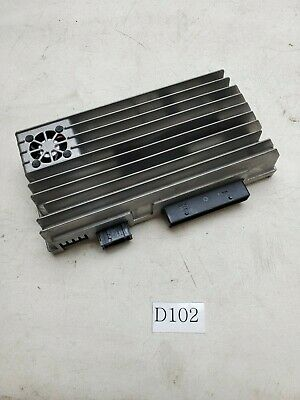 2010-2012 AUDI A5 S5 CONVERTIBLE BANG & OLUFSEN AMPLIFIER AMP 8F0035223D OR C