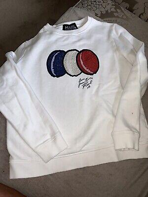 Ladies Karl Lagerfeld Sweater Size XS