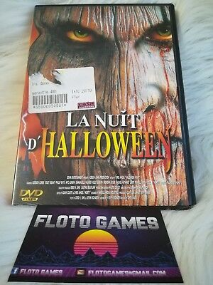 DVD ZONE 2 FR : La Nuit D'Halloween - Horreur - Floto Games