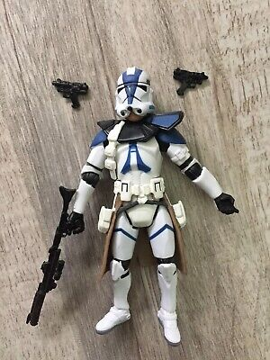"Star Wars ARC COMMANDER VILL 3.75"" Figure 501st Legion Clone Trooper Order 66"
