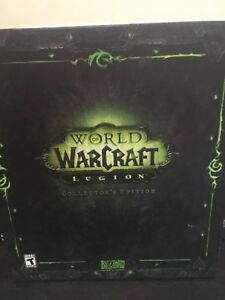 7 world of warcraft collector