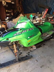 2003 arctic cat f7 . Cash or trade