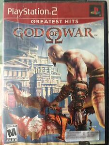 God of War for PS2 for sale