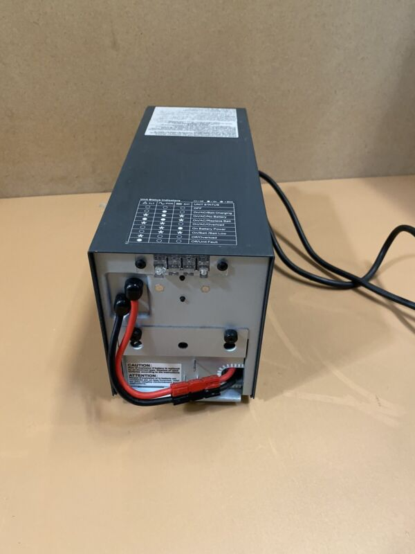 POWERVAR ABCEG251-11 (PN:52021-58R) Power Conditioner *NO FRONT COVER